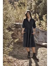 Velvet Corduroy Long Dress