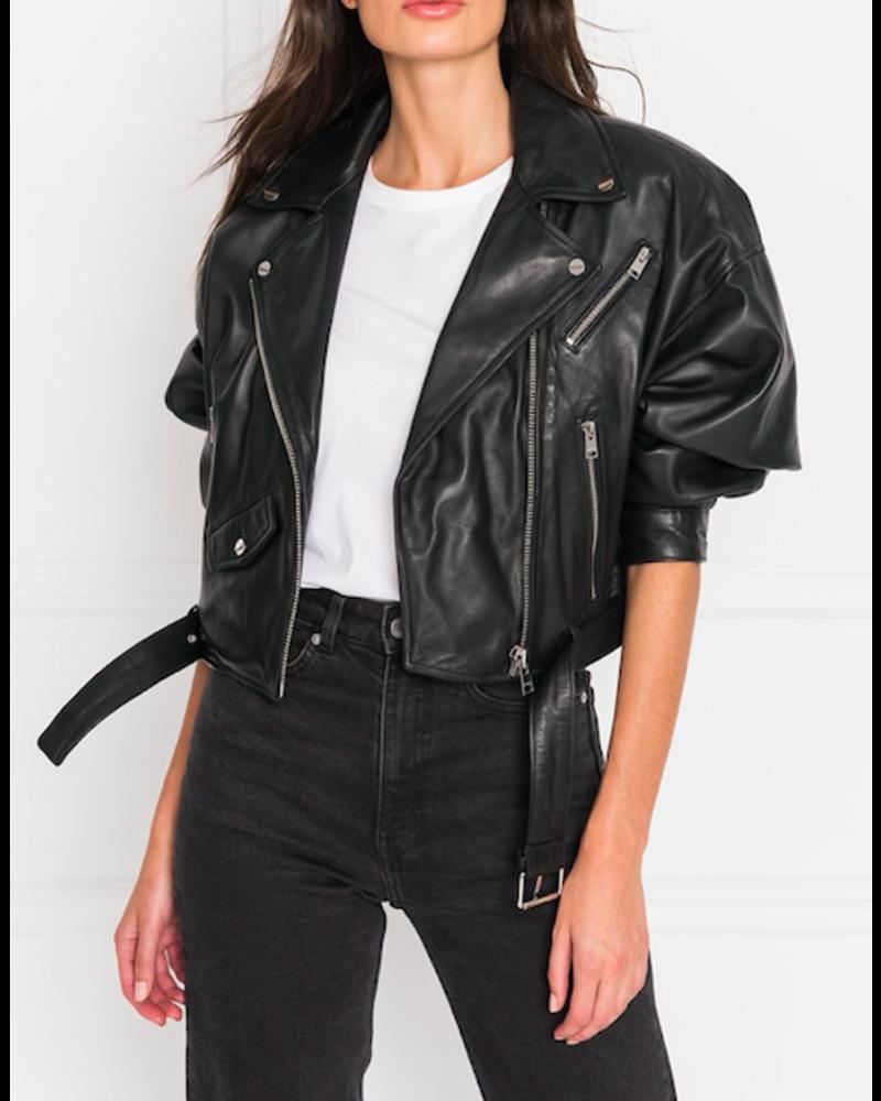 LAMARQUE Dylan Leather Biker Jacket