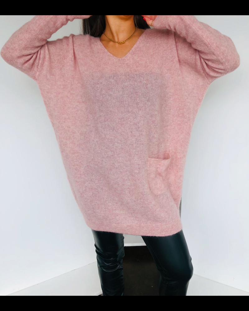 Sarah Pacini Knit Tunic