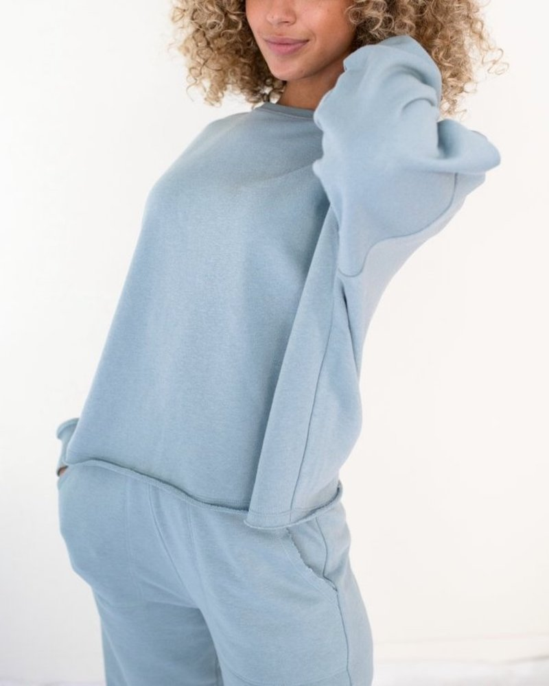 Paper Label Tuesday Pullover