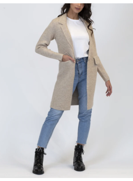 Fiona Knit Coat
