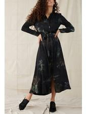 Bella Dahl Maxi Button Down Shirt Dress