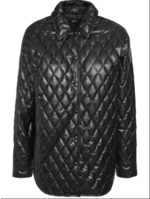 Theory Quilted Shirt Jacket