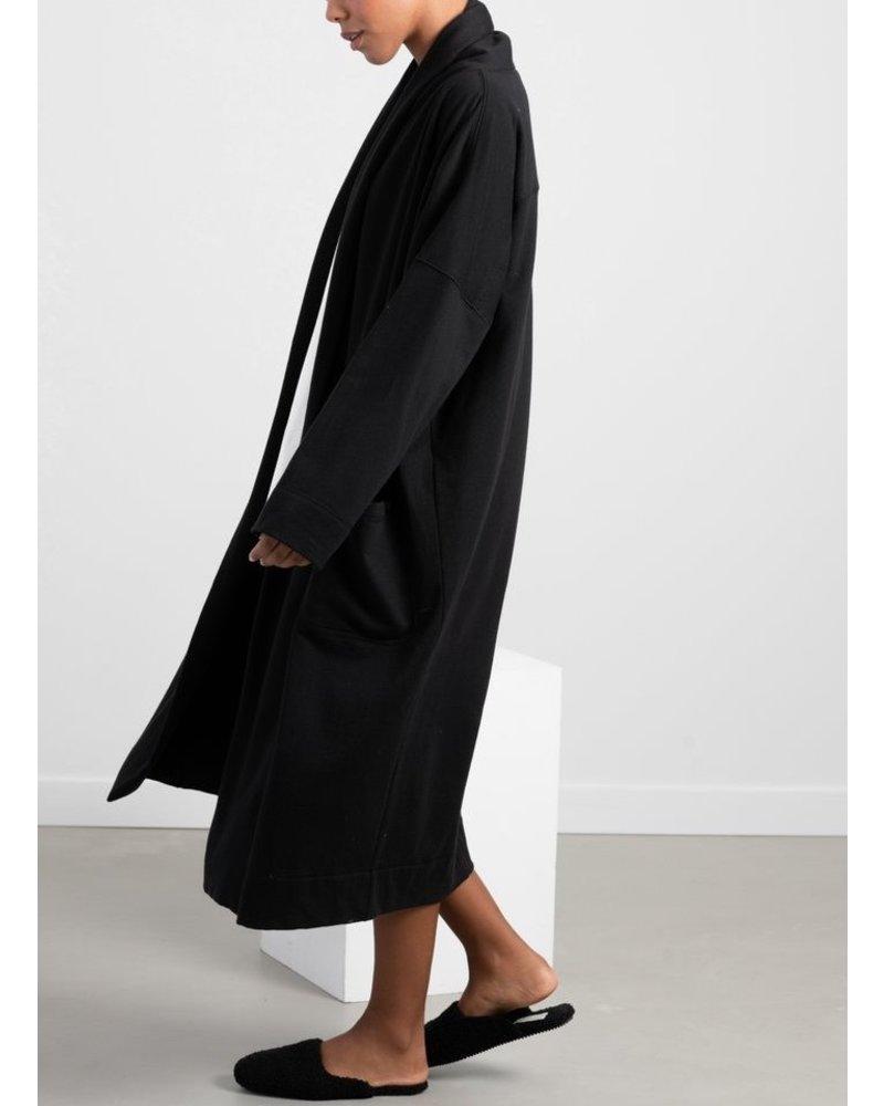 Paper Label Autumn Fleece Robe