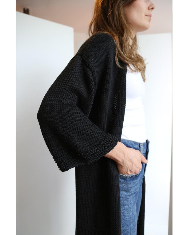 First Born Knitwear Lou Lou Kimono