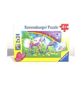 Ravensburger Puzzle  Cheval arc-en-ciel