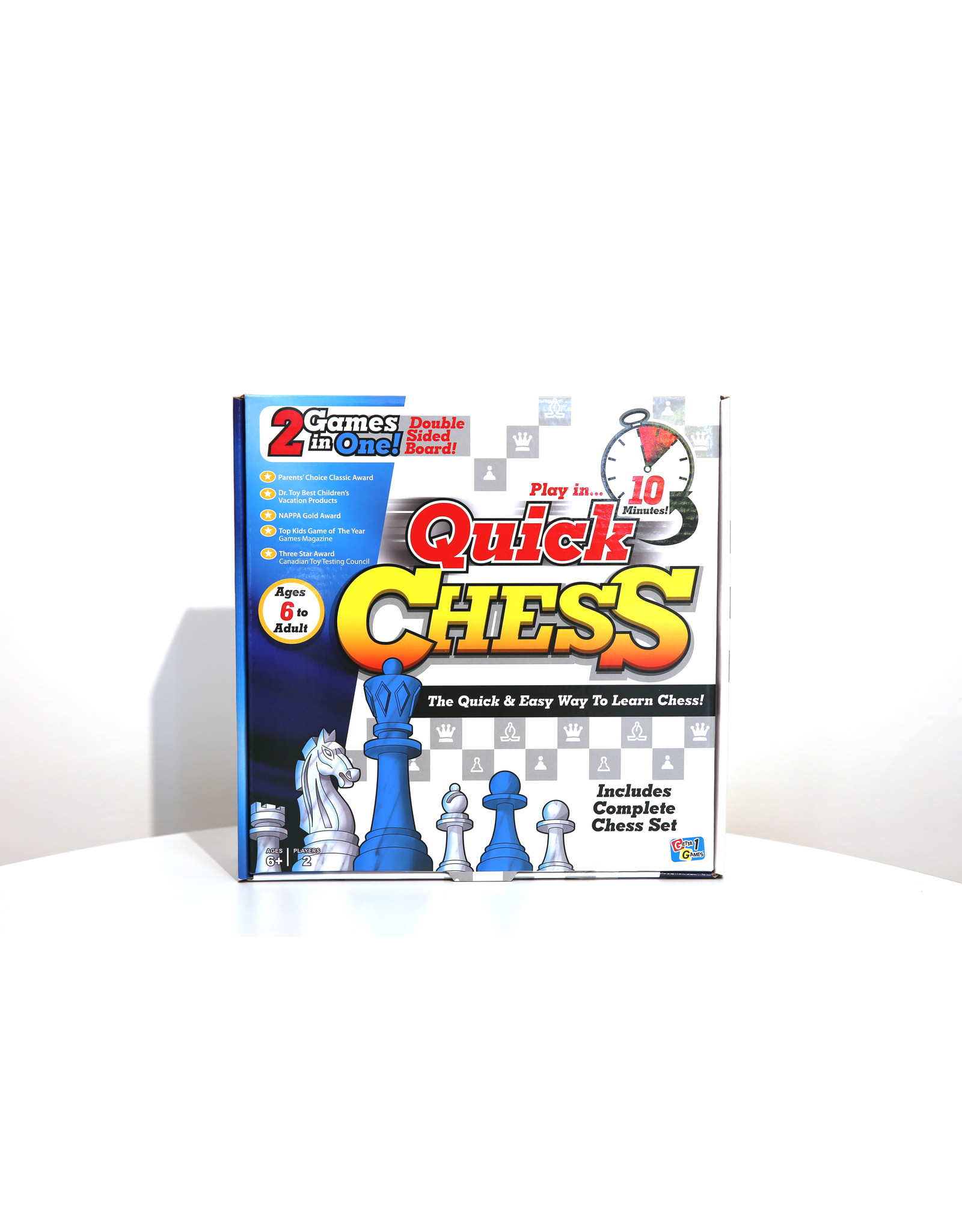 Getta 1 Games Quick Chess
