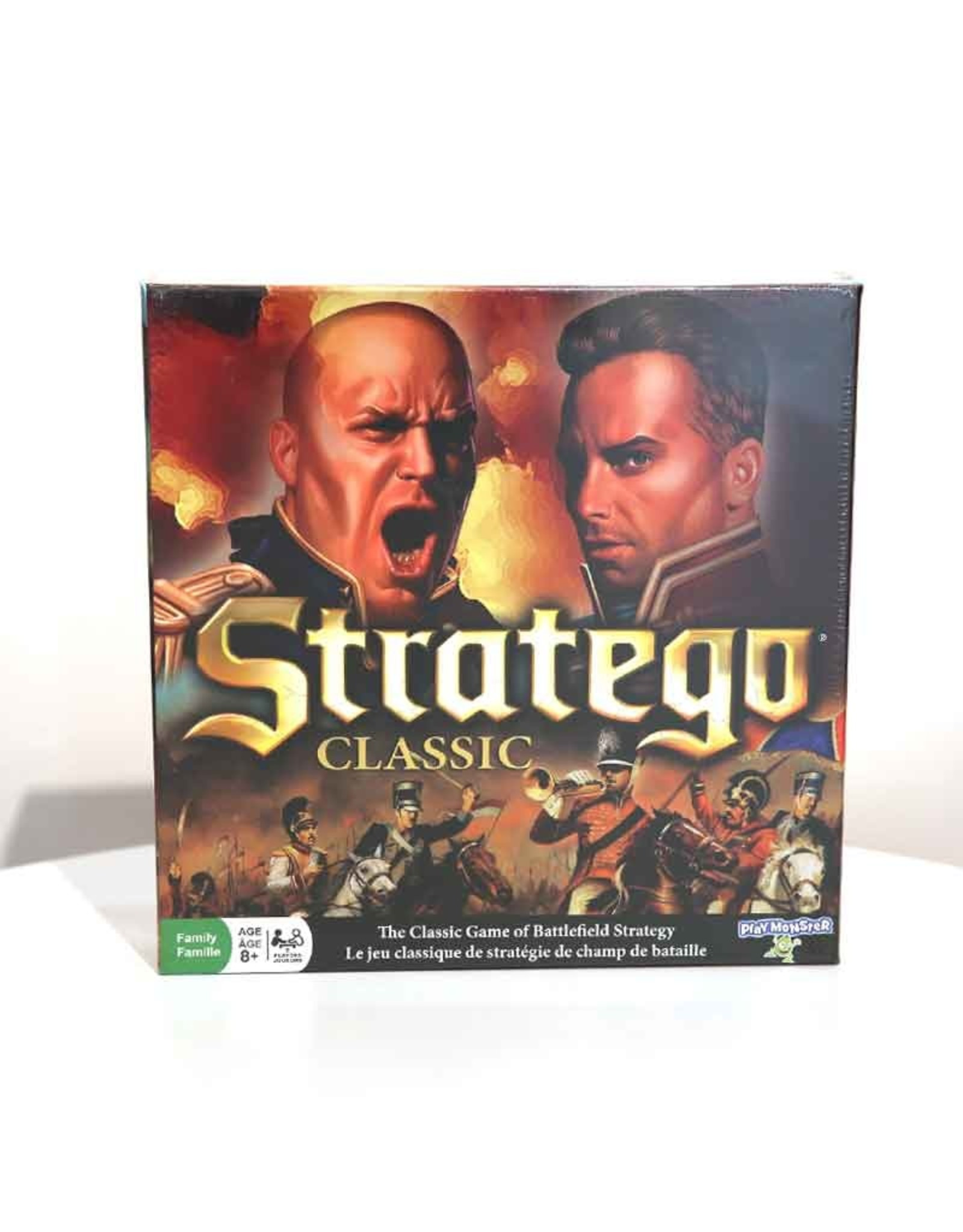 Play Monster Stratego Classic Bilingual