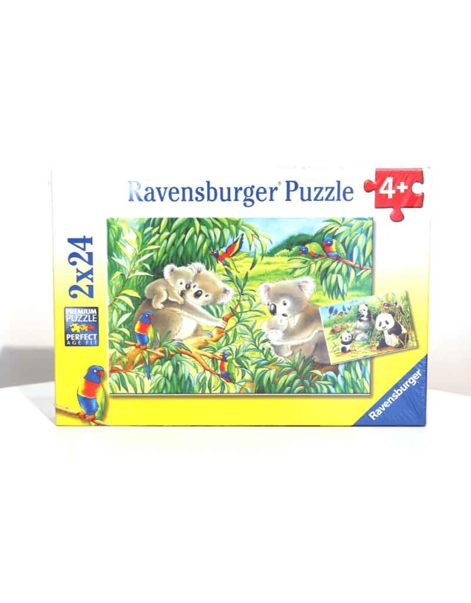 Ravensburger Mignons Koalas et Pandas