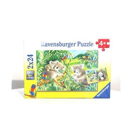 Ravensburger Sweet Koalas and Panda