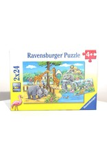 Ravensburger Puzzle Welcome to the Zoo