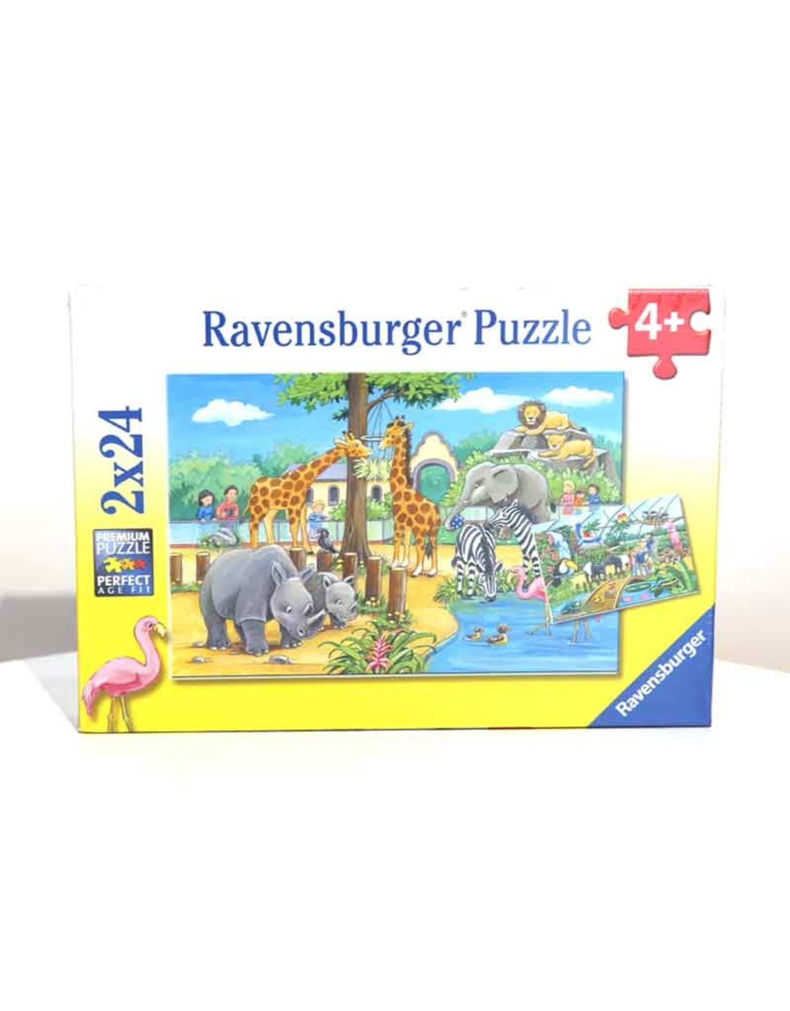 Ravensburger Welcome to the Zoo Puzzle