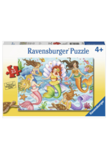 Ravensburger Mermaid Adventure Puzzle