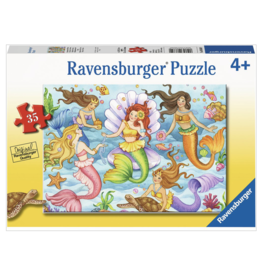 Ravensburger Puzzle Mermaid Adventure