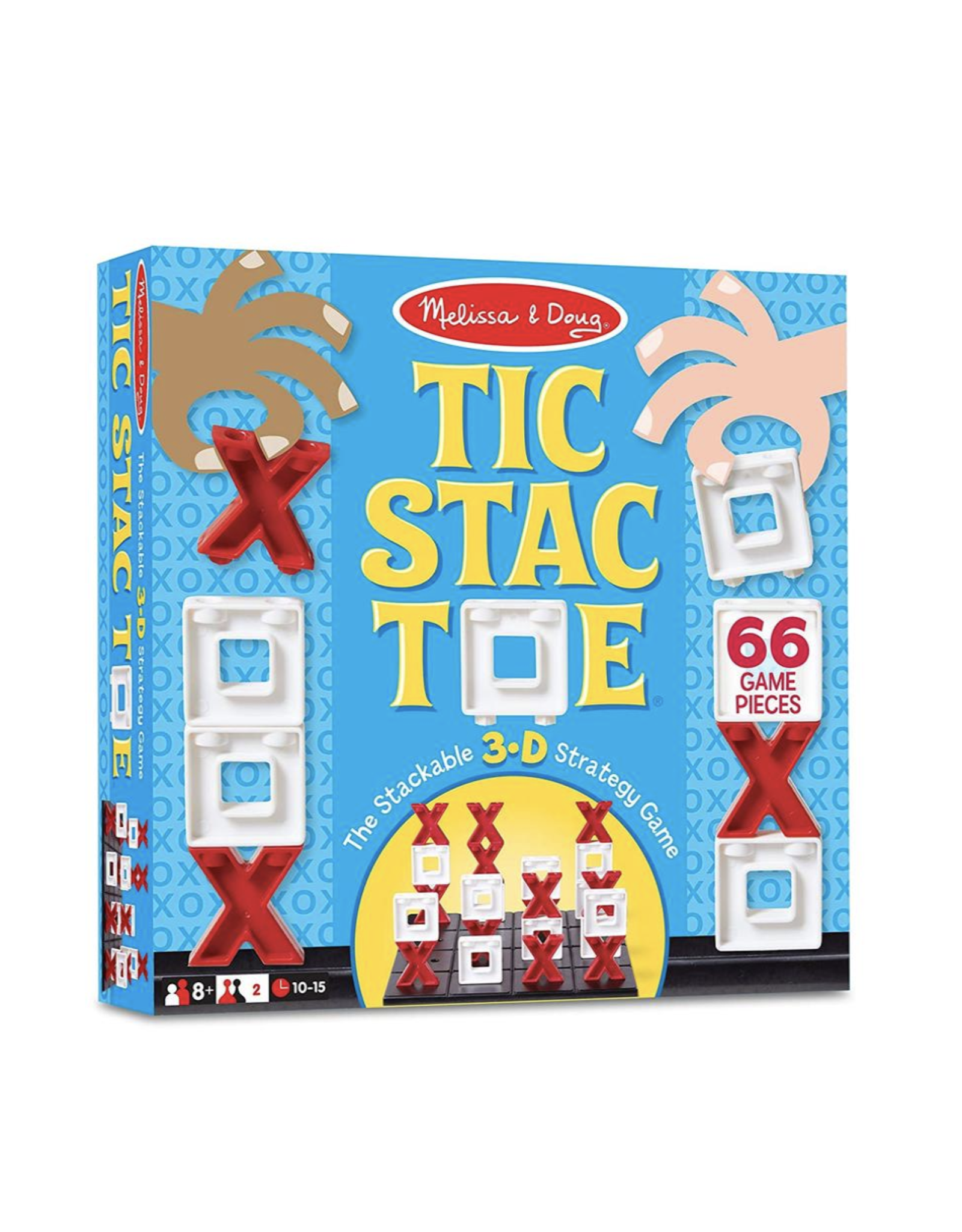 melissa and doug Tic Tac Toe 3D