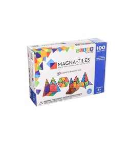 Magnatiles Magnatiles 100pc Clear