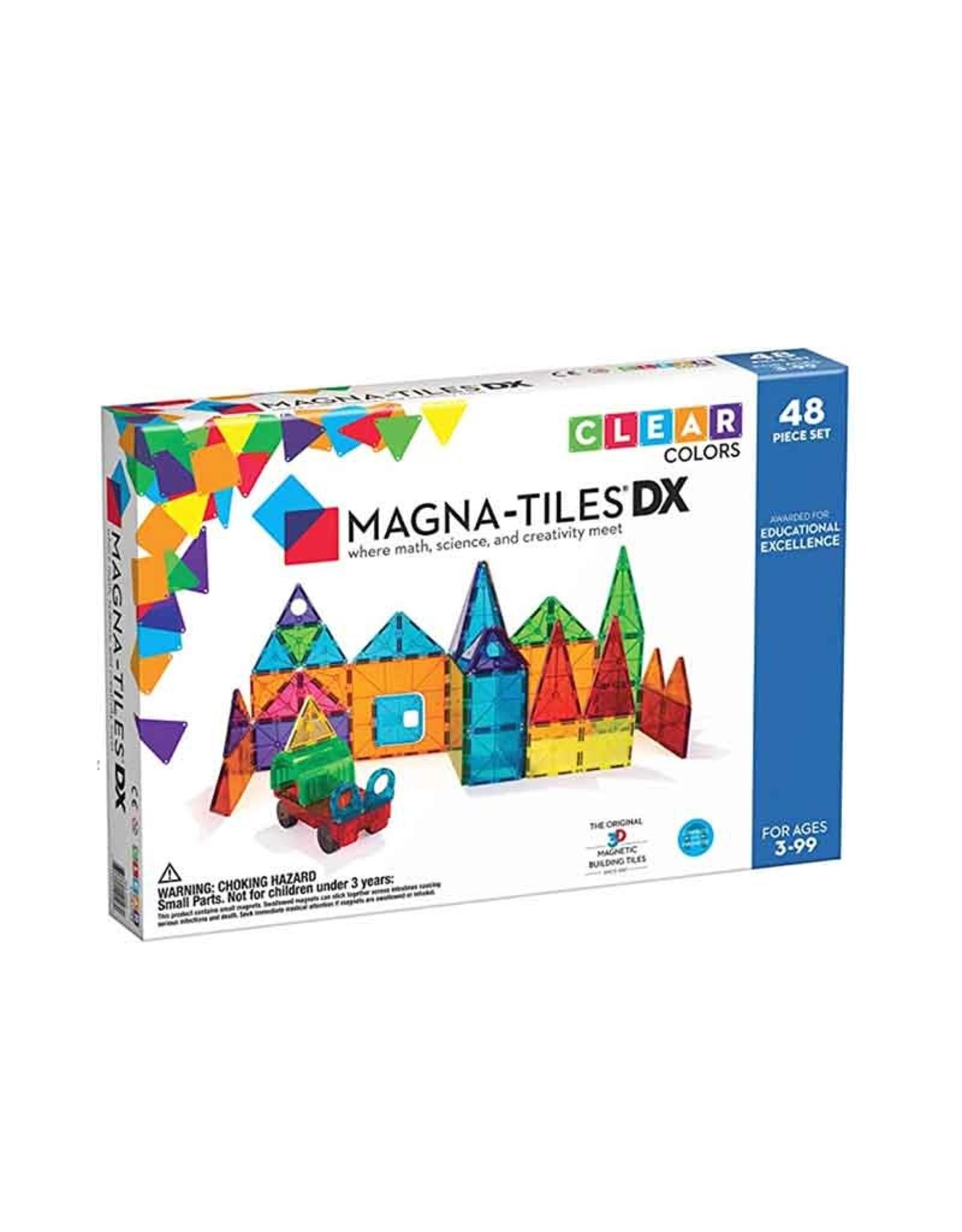Magnatiles Magnatiles 48pc Dlx