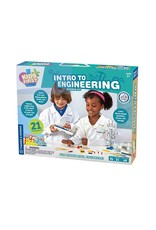 Intro to engineering - Kids First