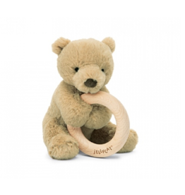 Jellycat Bear Wooden Ring
