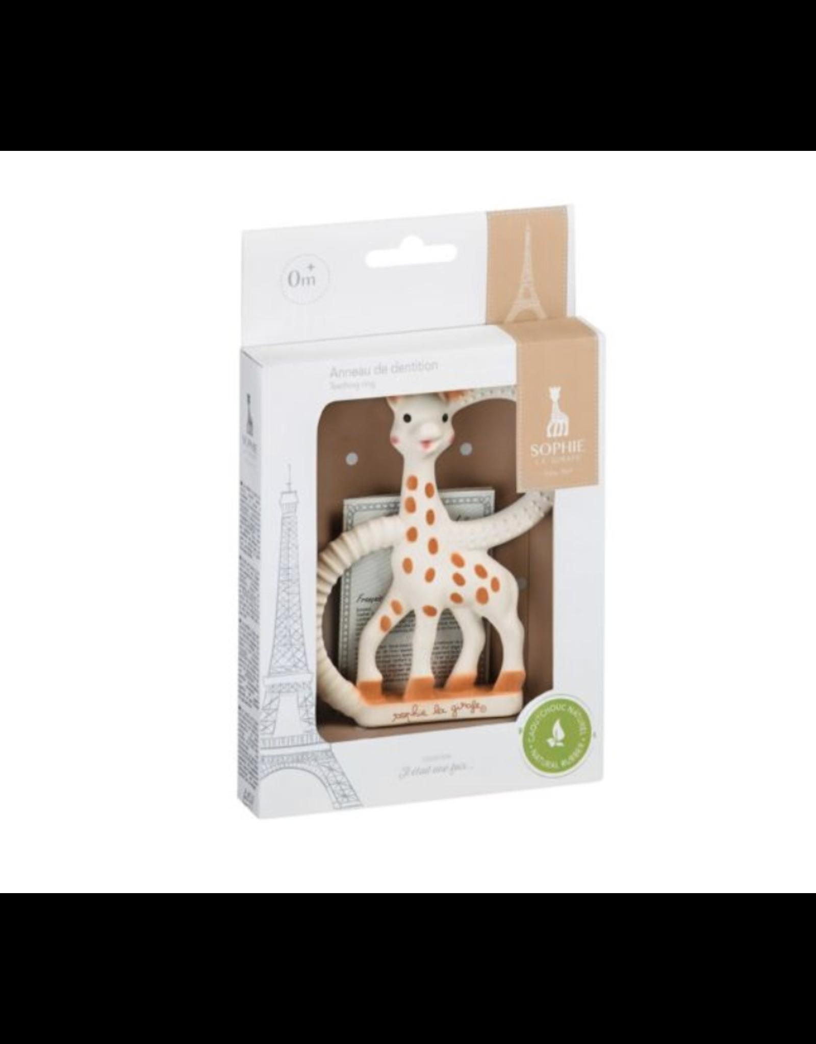 Sophie Giraffe So Pure Teething Ring
