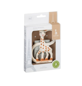 Sophie Giraffe So Pure Teething Ring