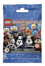 Lego Lego Mini Figs Disney S2