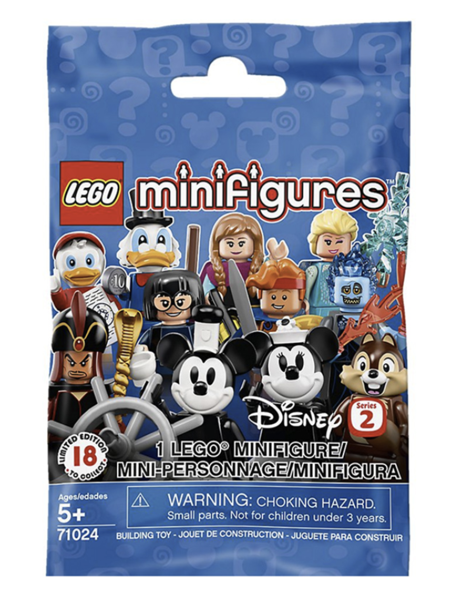 Lego Lego Mini Figures Disney S2