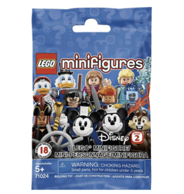 Lego Lego Mini Figs Disney S2