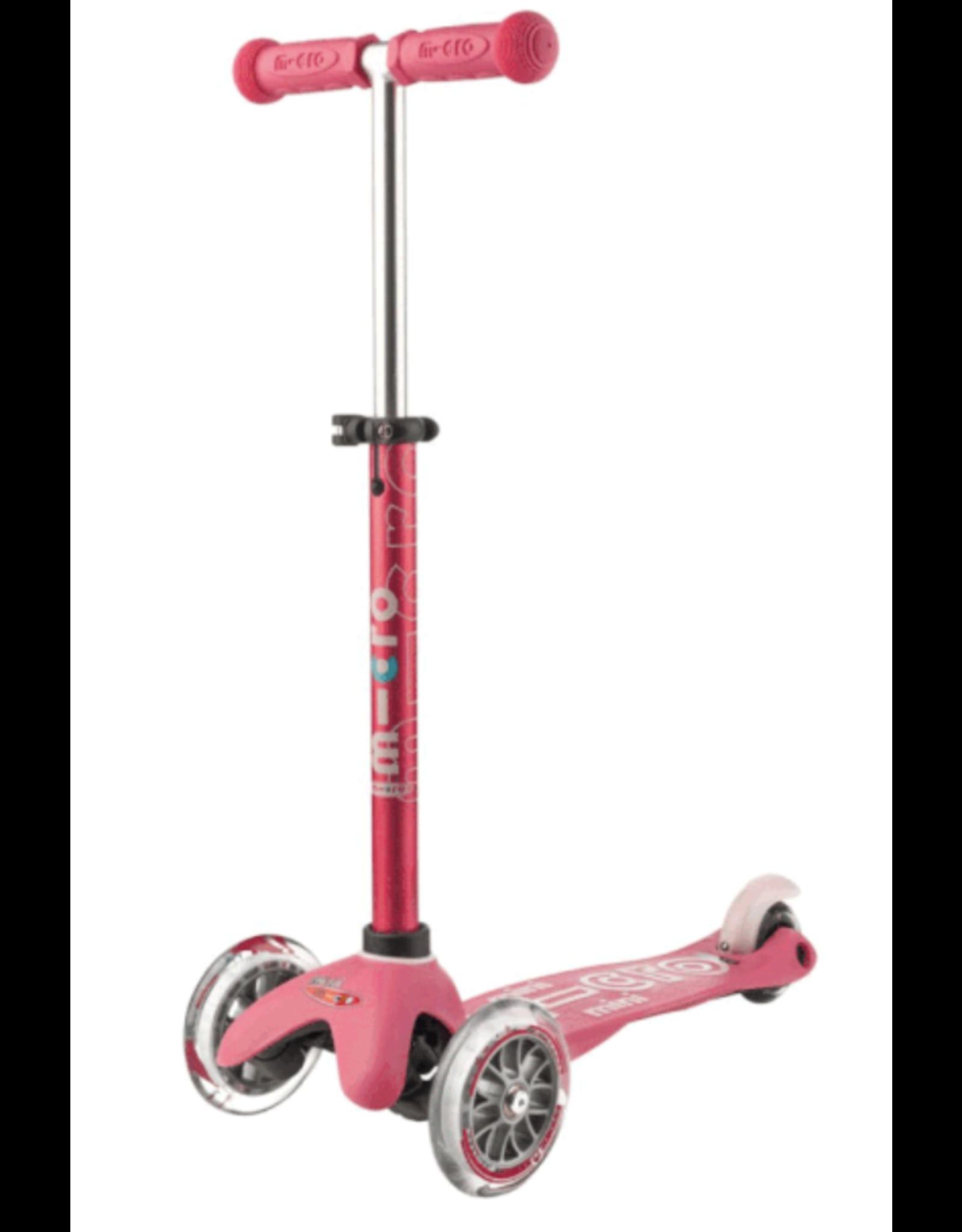 Kickboard Mini Micro DLX Pink
