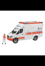 Ambulance with Driver
