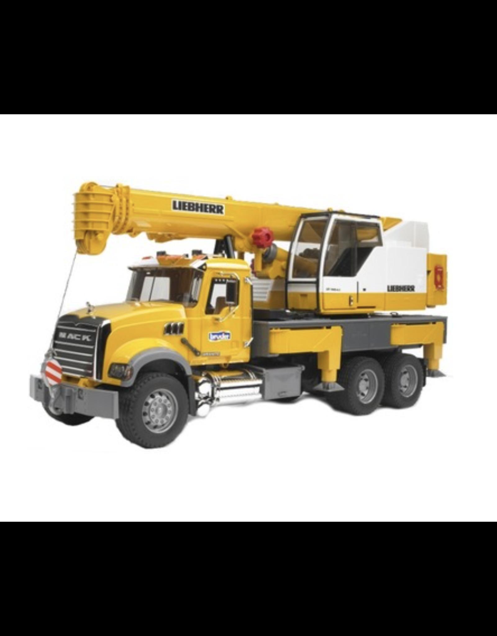 Bruder Crane Truck