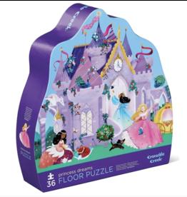 Crocodile Creek Puzzle 36PC Princess Dream