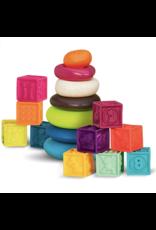 B-Line Blocks and Skipping Stones