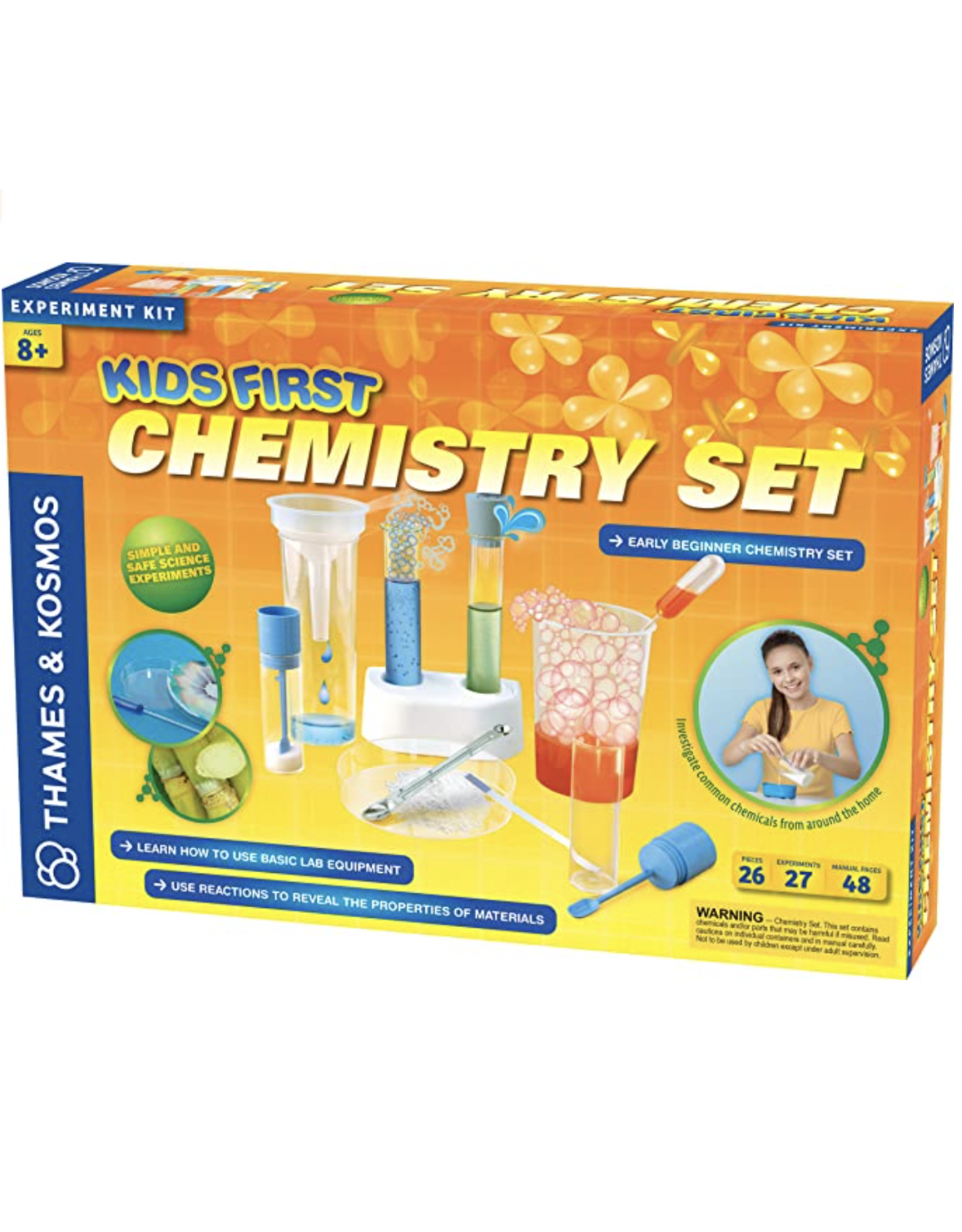 Ooze Labs Chemistry
