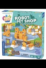 Kids First Robot Shop