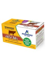 Answers Pet Food ANSWERS RAW COW CHEESE BITES WITH ORGANIC CUMIN 8OZ
