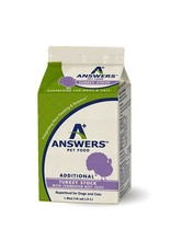 Answers Pet Food ANSWERS TURKEY STOCK WITH FERMENTED BEET JUICE 16OZ PINT