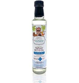 CocoTherapy COCOTHERAPY 100% PURE TRIPLEX MCT-3 OIL 8OZ