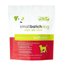 Smallbatch SMALLBATCH DOG FREEZE DRIED BEEF SLIDERS 14OZ