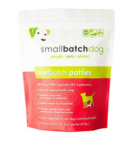 Smallbatch SMALLBATCH DOG FROZEN RAW BEEF BATCH