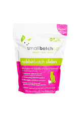 Smallbatch SMALLBATCH CAT FROZEN RAW RABBIT BATCH 48-COUNT SLIDERS