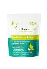 Smallbatch SMALLBATCH CAT FROZEN RAW LAMB BATCH 48-COUNT SLIDERS