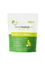 Smallbatch SMALLBATCH CAT FROZEN RAW DUCK BATCH 48-COUNT SLIDERS