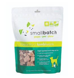 Smallbatch SMALLBATCH FREEZE DRIED LAMB HEARTS 3.5OZ