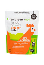Smallbatch SMALLBATCH DOG FROZEN LIGHTLY COOKED CHICKEN