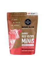 The Bones & Co. THE BONES & CO. DOG FROZEN RAW BARKIN' BEEF RECIPE