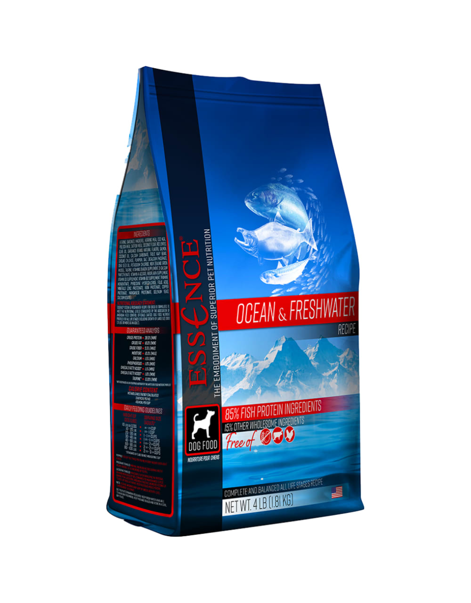 Essence Pet Foods ESSENCE CAT OCEAN & FRESHWATER RECIPE