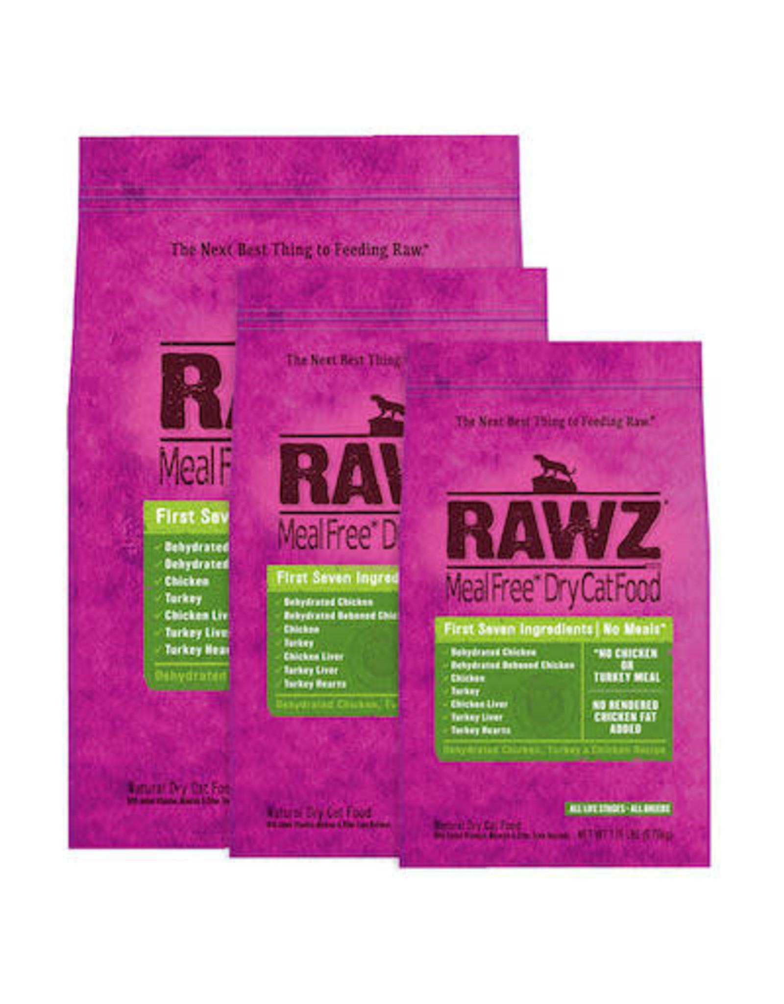 RAWZ Natural Pet Food RAWZ CAT CHICKEN & TURKEY RECIPE