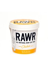 Rawr RAWR RAW FROZEN CHICKEN CAT FOOD