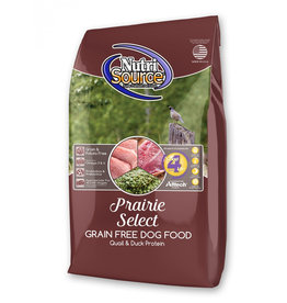 NutriSource Pet Foods NUTRISOURCE DOG PRAIRIE SELECT RECIPE
